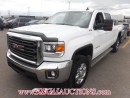 Used 2015 GMC SIERRA 2500 SLE CREW CAB SWB 4WD for sale in Calgary, AB