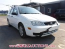 Used 2006 Ford FOCUS  4D WAGON for sale in Calgary, AB