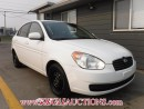 Used 2010 Hyundai ACCENT  4D SEDAN for sale in Calgary, AB