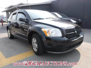 Used 2009 Dodge CALIBER  4D HATCHBACK for sale in Calgary, AB