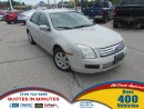 Used 2008 Ford Fusion SE | | SAT RADIO for sale in London, ON