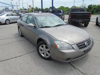Used 2003 Nissan Altima 2.5 | FRESH TRADE | AS IS for sale in London, ON