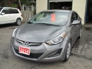 Used 2014 Hyundai Elantra GLS A/T for sale in Brockville, ON