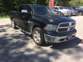 Used 2017 Dodge Ram 1500 SLT for sale in Owen Sound, ON