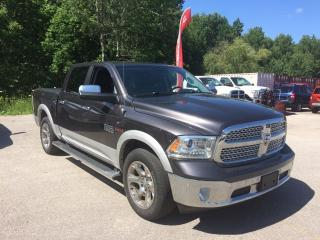 Used 2015 Dodge Ram 1500 Laramie for sale in Owen Sound, ON