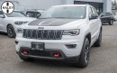 Used 2017 Jeep Grand Cherokee Trailhawk for sale in Surrey, BC