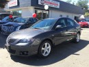 Used 2006 Mazda MAZDA3 GS Coquitlam Location - 604-298-6161 for sale in Langley, BC