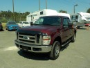 Used 2008 Ford F-250 XLT SuperCab 6.5 foot Bed 4WD Power Stroke Diesel for sale in Burnaby, BC