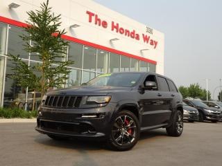 Used 2016 Jeep Grand Cherokee SRT for sale in Abbotsford, BC