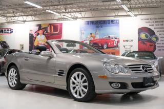 Used 2007 Mercedes-Benz SL-Class SL550, Pano Roof, Stunning Condition... for sale in Paris, ON