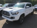 New 2017 Toyota TACOMA 4X4 DOUBLECAB V6 6M SB TRD UPGRADE PACKAGE for sale in Kentville, NS
