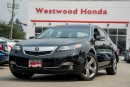 Used 2012 Acura TL Base with Tech Package - Local, Accident Free! for sale in Port Moody, BC