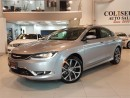 Used 2016 Chrysler 200 C-SPORT-LEATHER-SUNROOF-LOADED-ONLY 49KM for sale in York, ON
