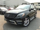Used 2015 Mercedes-Benz ML-Class blind spot,lane assist,front collision warn for sale in Surrey, BC