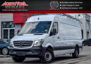 Used 2016 Mercedes-Benz Sprinter Cargo Vans CleanCarProof|Backup_Cam|Bluetooth|TowHitch| for sale in Thornhill, ON