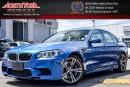 Used 2014 BMW M5 |DriverAssistancePlus,ExecutivePkgs|HarmonKardon|Sunroof|20