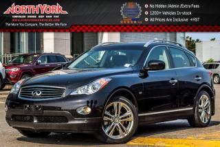 Used 2015 Infiniti QX50 |AWD|Sunroof|SurroundCam|Bose|Leather|HtdFrSeats|KeylessGo|19