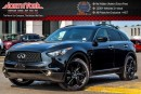 Used 2017 Infiniti QX70 Sport AWD|Tech Pkg|Nav|Sunroof|BOSE|360 Cam|Leather|19