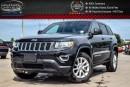 Used 2016 Jeep Grand Cherokee Laredo|4x4|Bluetooth|Pwr windows|Keyless N Go|Pwr Locks|18
