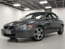 Used 2006 Volvo S60 2.5T A SR Sport Edition for sale in Thornhill, ON