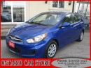 Used 2012 Hyundai Accent GL H/B 1 OWNER NO ACCIDENTS for sale in Toronto, ON