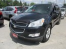 Used 2011 Chevrolet Traverse FAMILY MOVING LT MODEL 7 PASSENGER 3.6L - V6.. AWD.. CAPTAINS.. 3RD ROW.. CD/AUX INPUT.. DUAL SUNROOF.. for sale in Bradford, ON