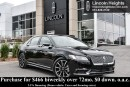Used 2017 Lincoln Continental RESERVE AWD - DEMO for sale in Ottawa, ON