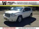 Used 2010 Jeep Compass 4X4|A/C|101,099 KMS for sale in Kitchener, ON