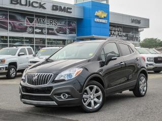 Used 2016 Buick Encore AWD, SUNROOF, BOSE SOUND! for sale in Ottawa, ON