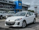 Used 2013 Mazda MAZDA3 GS, AUTO, SKYACTIV, CERTIFIED LOW MILEAGE for sale in Ottawa, ON