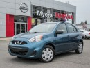 Used 2015 Nissan Micra S, A/C, POWER LOCKS/WINDOWS for sale in Orleans, ON