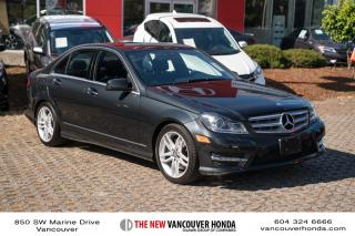 Used 2013 Mercedes-Benz C 300 4MATIC Sedan for sale in Vancouver, BC