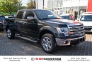 Used 2013 Ford F-150 LARIAT SuperCrew 4WD for sale in Vancouver, BC