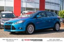 Used 2012 Ford Focus Titanium Hatchback for sale in Vancouver, BC