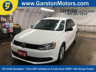 Used 2012 Volkswagen Jetta TRENDLINE+*HEATED FRONT SEATS*KEYLESS ENTRY*POWER WINDOWS/LOCKS/MIRRORS*CLIMATE CONTROL*AM/FM/CD/AUX* for sale in Cambridge, ON
