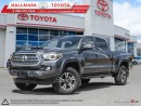 Used 2017 Toyota Tacoma 4x4 Double Cab V6 SR5 6A for sale in Mono, ON