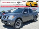 Used 2016 Nissan Frontier PRO-4X 4x4 w/all leather,NAV,pwr sunroof,rear cam,dual climate,pwr heated seats for sale in Cambridge, ON