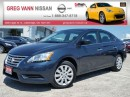 Used 2015 Nissan Sentra w/keyless,cruise,bluetooth for sale in Cambridge, ON