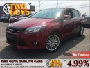 Used 2013 Ford Focus Titanium NAVIGATION LEATHER MOON ROOF for sale in St Catharines, ON