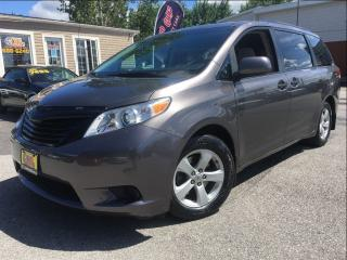 Used 2011 Toyota Sienna V6 NICE LOCAL TRADE IN!! for sale in St Catharines, ON