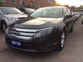 Used 2010 Ford Fusion SE for sale in Scarborough, ON