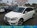 Used 2013 Mercedes-Benz B-Class Prl White Alloys/Leather &GPS* for sale in Mississauga, ON