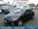 Used 2014 Mazda MAZDA3 GX-SKY Auto All Power/Bluetooth &GPS* for sale in Mississauga, ON