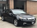 Used 2012 Acura TL AWD WITH TECH PKG for sale in Mississauga, ON