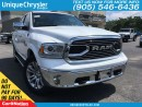 Used 2017 Dodge Ram 1500 Laramie Longhorn | SUNROOF | PARK ASSIST | NAVI | for sale in Burlington, ON