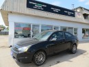 Used 2010 Ford Focus SES,LEATHER,SUNROOF,BLUETOOTH,FOGLIGHTS,ALLOYS for sale in Mississauga, ON