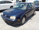 Used 2002 Volkswagen GOLF (CANADA) for sale in Innisfil, ON