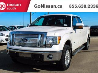 Used 2012 Ford F-150 LEATHER, 4X4, NAVIGATION! for sale in Edmonton, AB