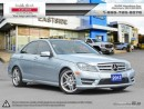Used 2013 Mercedes-Benz C350 4matic NAVI!! POWER SEATS ! LEATHER for sale in Markham, ON