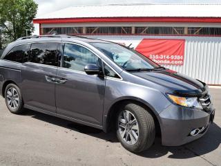 Used 2017 Honda Odyssey Touring Passenger Van for sale in Brantford, ON